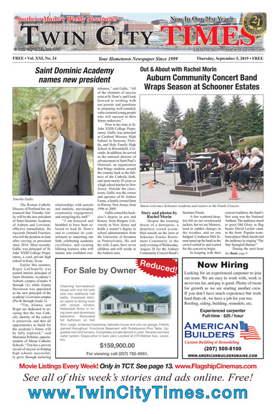 Twin City Times - Sep 5, 2019