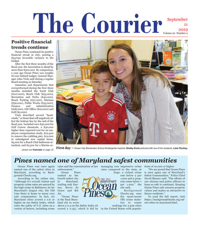 Delmarva Courier - Sep 11, 2019