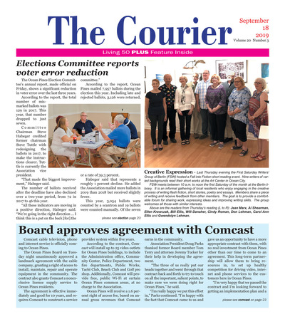 Delmarva Courier - Sep 18, 2019