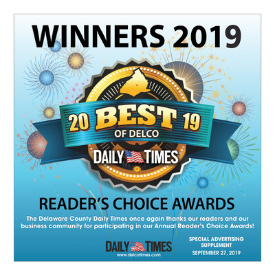 Delco Daily Times - Special Sections - Best of Delco - 2019