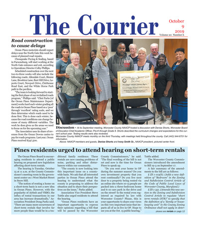 Delmarva Courier - Oct 9, 2019