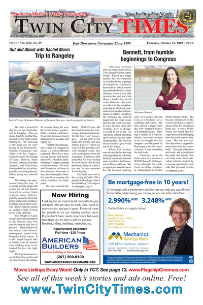 Twin City Times - Oct 10, 2019