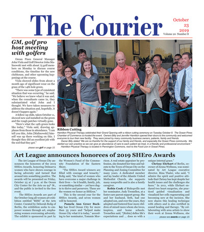 Delmarva Courier - Oct 23, 2019