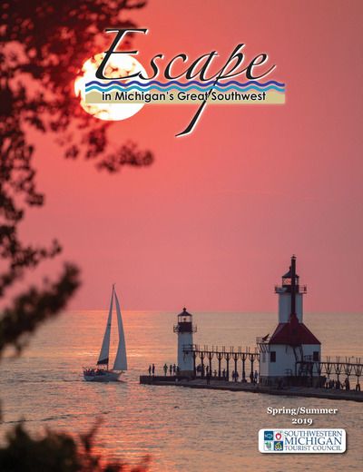Escape in Michigan's Great Southwest - Escape - Spring/Summer 2019