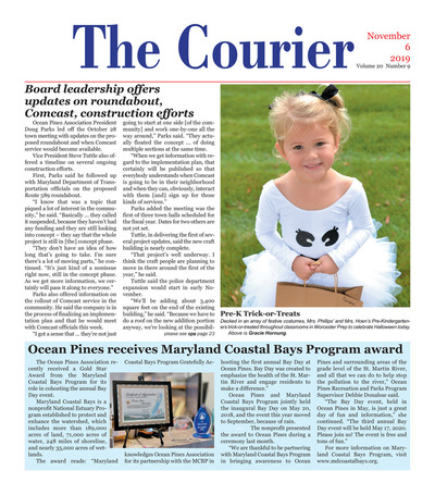 Delmarva Courier - Nov 6, 2019