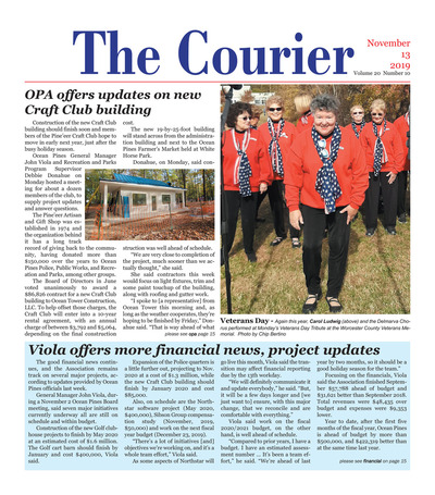 Delmarva Courier - Nov 13, 2019