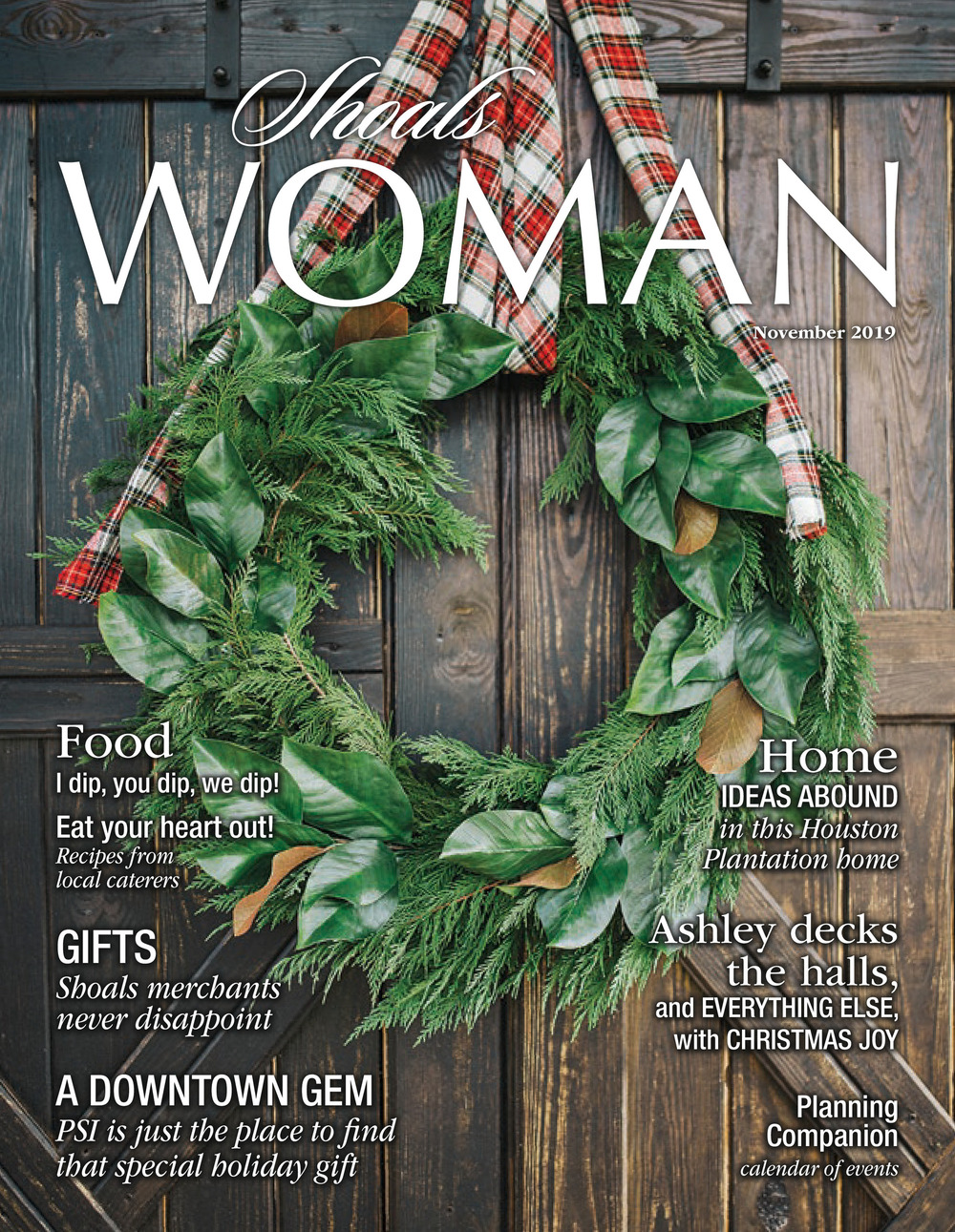 Shoals Woman - Nov. 2019 e-Edition