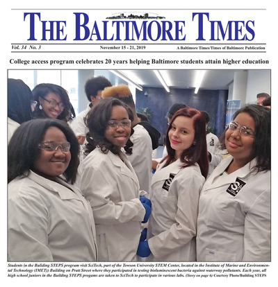 Baltimore Times - Nov 15, 2019