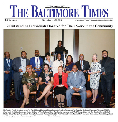 Baltimore Times - Nov 22, 2019