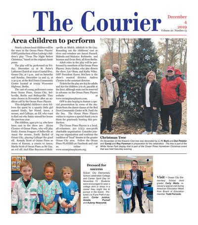 Delmarva Courier - Dec 4, 2019