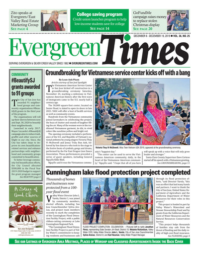 Evergreen Times - Dec 6, 2019