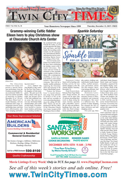 Twin City Times - Dec 12, 2019