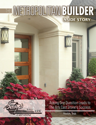 Metropolitan Builder - Inside Showcase - Inside Showcase - The Ark Cast Stone