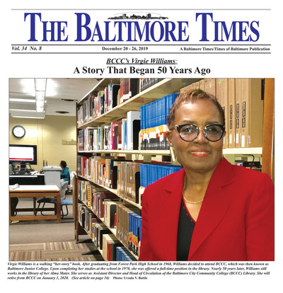 Baltimore Times - Dec 20, 2019