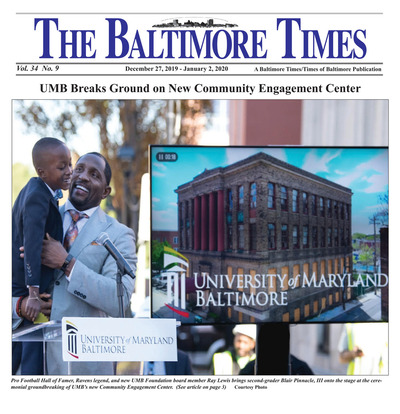 Baltimore Times - Dec 27, 2019