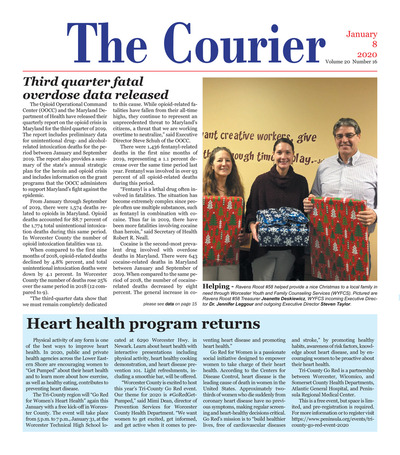 Delmarva Courier - Jan 8, 2020