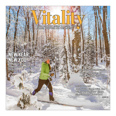 Macomb Daily - Special Sections - Vitality - January 2020