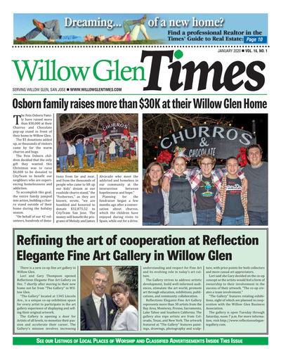 Willow Glen Times - January 2020