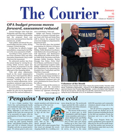Delmarva Courier - Jan 15, 2020
