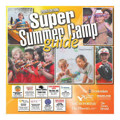 Montgomery Media - Special Sections - Super Summer Camp Guide 2020