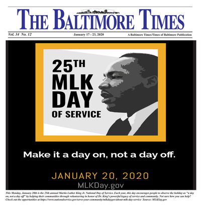 Baltimore Times - Jan 17, 2020