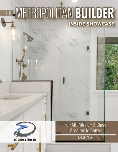 Metropolitan Builder - Inside Showcase - February 2020