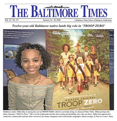Baltimore Times - Jan 24, 2020