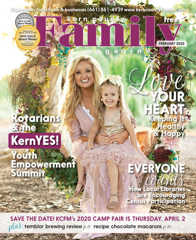 Kern County Family Magazine - February 2020