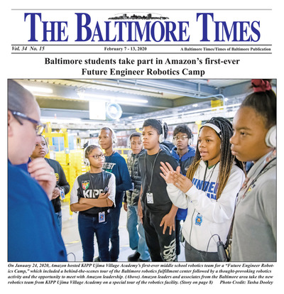 Baltimore Times - Feb 7, 2020