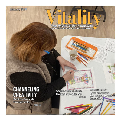 Macomb Daily - Special Sections - Vitality - February 2020