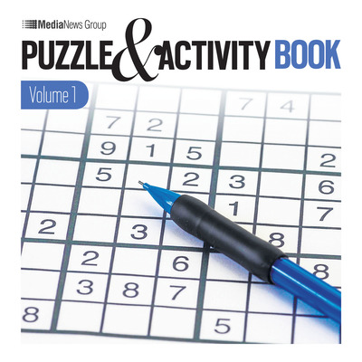Macomb Daily - Special Sections - Puzzle & Activity Book