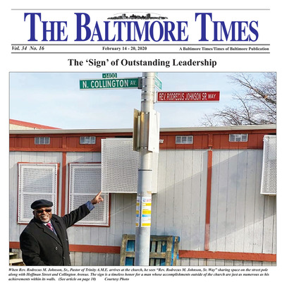 Baltimore Times - Feb 14, 2020