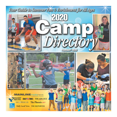 Montgomery Media - Special Sections - 2020 Camp Directory