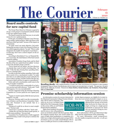 Delmarva Courier - Feb 19, 2020