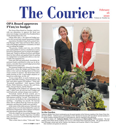 Delmarva Courier - Feb 26, 2020