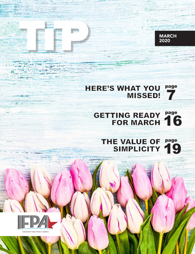 IFPA T.I.P. - March 2020