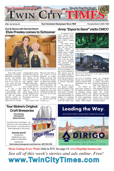 Twin City Times - Mar 5, 2020