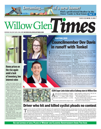 Willow Glen Times - March 2020