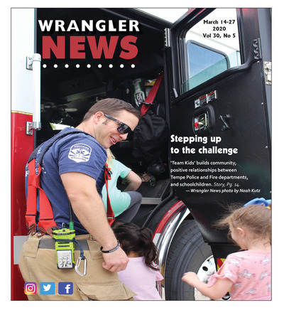 Wrangler News - Mar 14, 2020