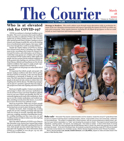 Delmarva Courier - Mar 18, 2020