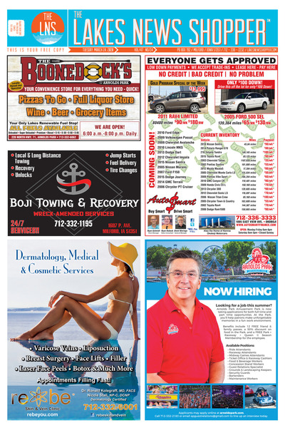 Lakes News Shopper - Mar 24, 2020