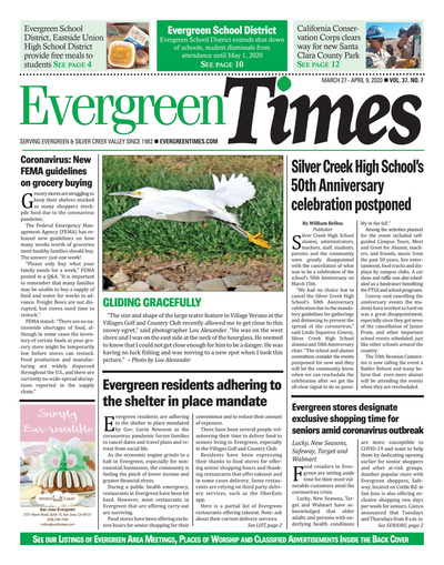 Evergreen Times - Mar 27, 2020