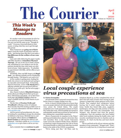 Delmarva Courier - Apr 8, 2020