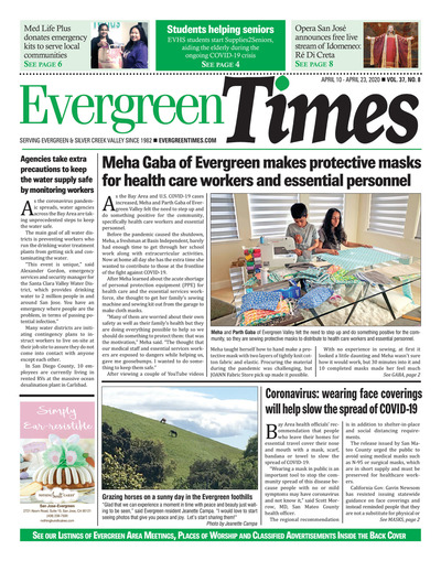 Evergreen Times - Apr 10, 2020