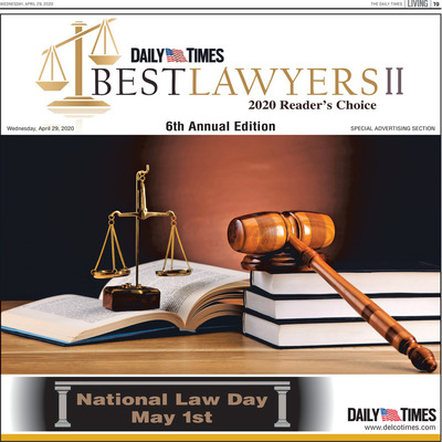 Delco Daily Times - Special Sections - Best Lawyers II