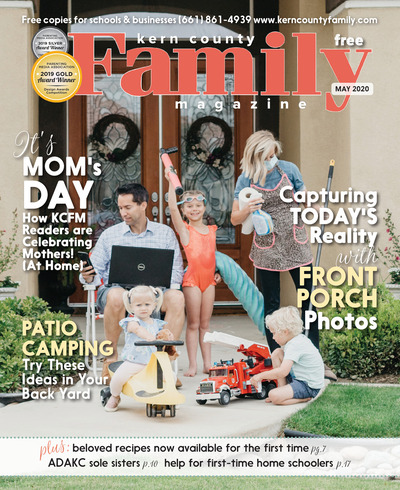 Kern County Family Magazine - May 2020