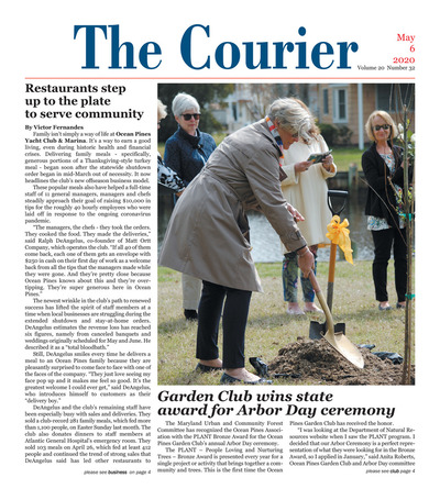 Delmarva Courier - May 6, 2020
