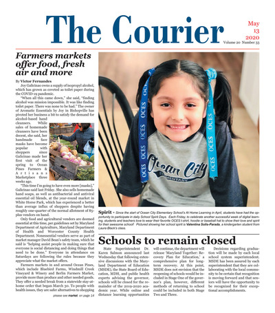 Delmarva Courier - May 13, 2020