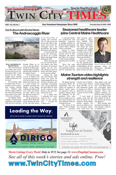 Twin City Times - May 14, 2020