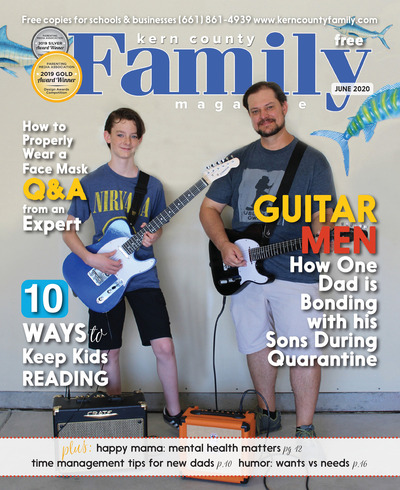 Kern County Family Magazine - June 2020